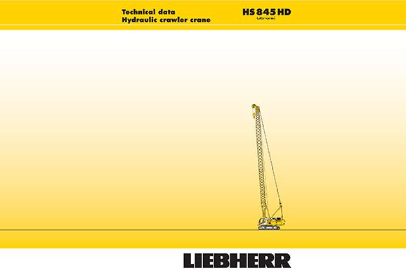 Liebherr HS845