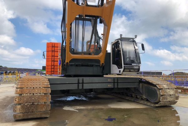Liebherr LR1280 for sale