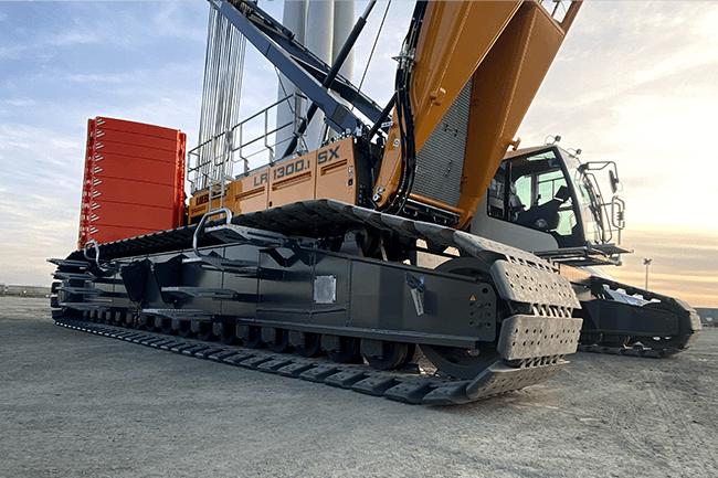 Crawler Crane Hire Services